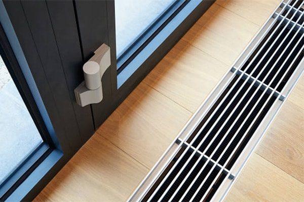 vvs lyngby ventilation gulvrist